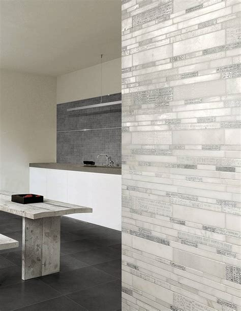 mosaique pour credence cuisine mosaïque barettes pour murs cuisine ou salle de bains