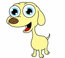 puppy cartoons - Cartoon Anime