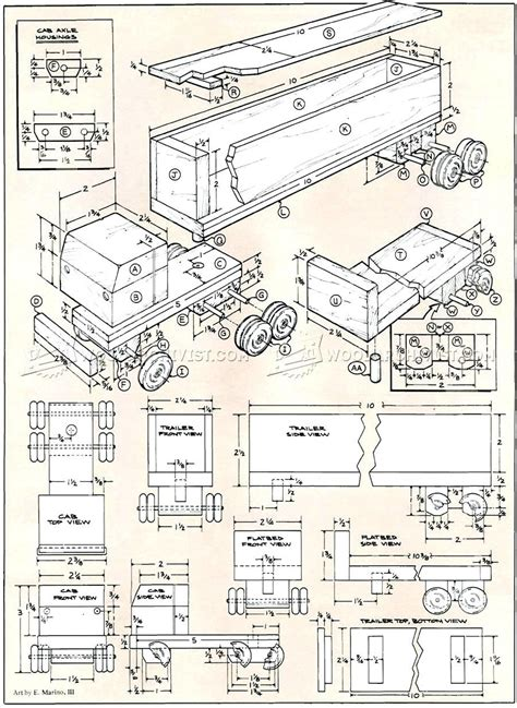 woodworking plans toys