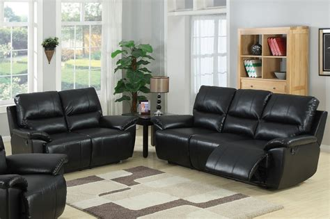 cheap black leather recliner sofas affordable high quality black leather sofas at cheap