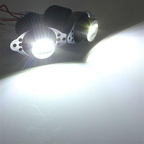 led white eye halogen halo light bulb 20w for bmw