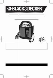 Download Black  U0026 Decker Air Compressor Vec012cbd Manual