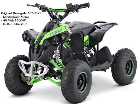 kinder elektro kinder elektro renegarde 48 volt 1200 watt b 252 rstenloser motor motocross kindermotorrad