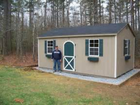 amish storage sheds prefab garages delivered to your home