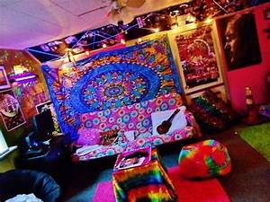 hippie room | Psychedelic | Pinterest | Awesome ...