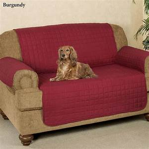 microfiber pet furniture covers with tuck in flaps With pet furniture covers loveseat