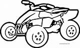 Atv Coloring Wheeler Pages Four Getcolorings Printable Wheelers sketch template