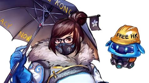 blizzard unintentionally thankfully allowed  acceptance  mei  hong kongs
