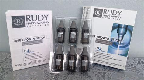 Review Rudy Hadisuwarno Hair Growth Serum