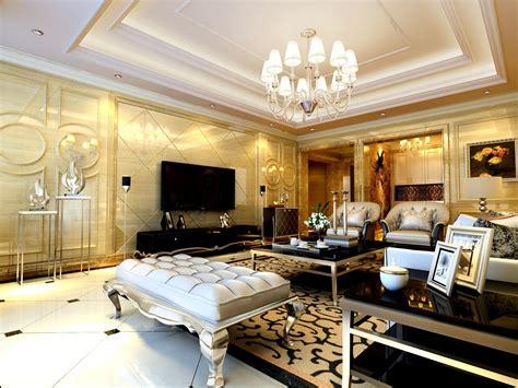 Luxury Paris Plaster Ceiling Design