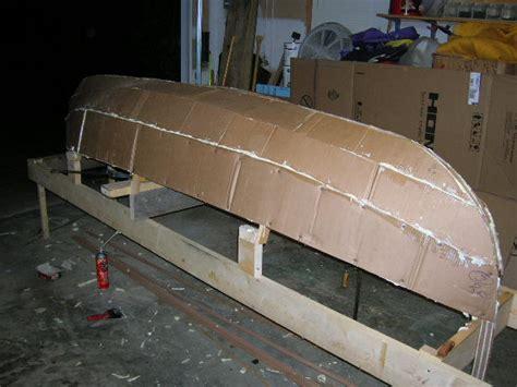 Cardboard Boat Design Plans by Bass Boat Plans Free Cardboard Boat Design Blueprints
