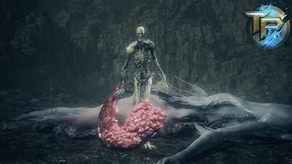 Bloodborne Boss Kos Orphan Dark Disturbing Think