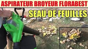 Aspirateur Feuilles Lidl : lidl aspirateur souffleur broyeur de feuilles florabest fls 3000 youtube ~ Dallasstarsshop.com Idées de Décoration