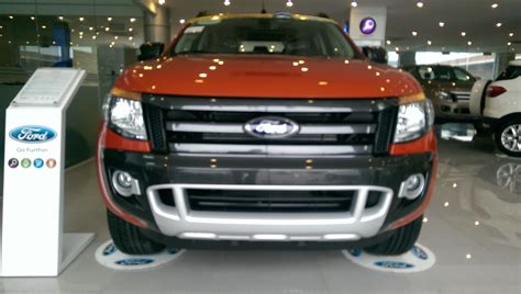 ford ranger 3 2l wildtrak 4x4 at