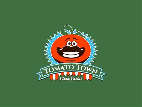 tomato town  sam sturtevant dribbble
