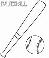 Coloring Baseball Pages Stadium Field Popular sketch template