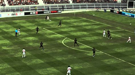 FIFA 11 - World Cup France 2011 - UAE vs. Mexico - YouTube