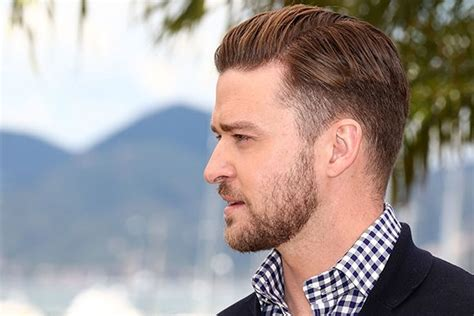 justin timberlake em cannes hair style ideas curly