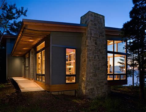 lake cabin design with an amazing open concept layout modern house designs