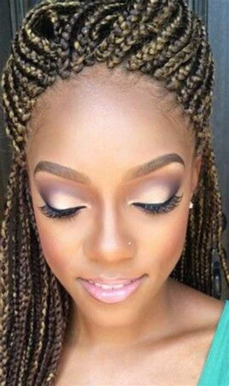20+ Braids Hairstyles For Black Women Hairstyles
