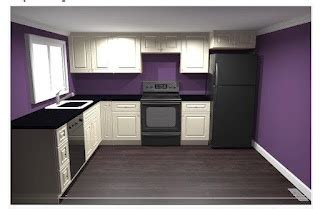 grey cabinets in kitchen 17 best ideas about plum bedroom on corner 4057