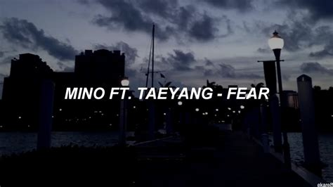 Mino Ft Taeyang  Fear  Sub Español Youtube