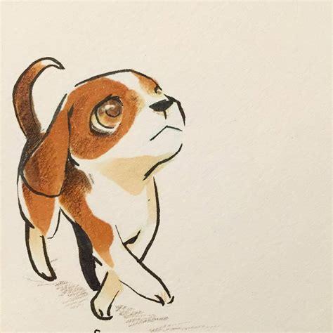 Cute Dog Drawings Tumblr