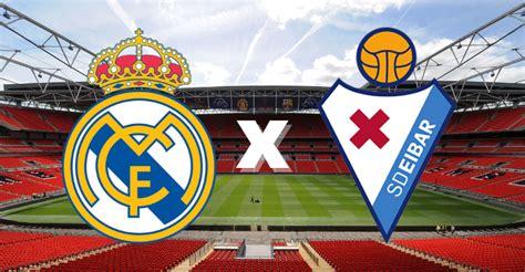 Sportbuzz · Real Madrid x Eibar: saiba onde assistir e ...