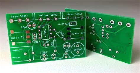 design  pcb layout circuit basics