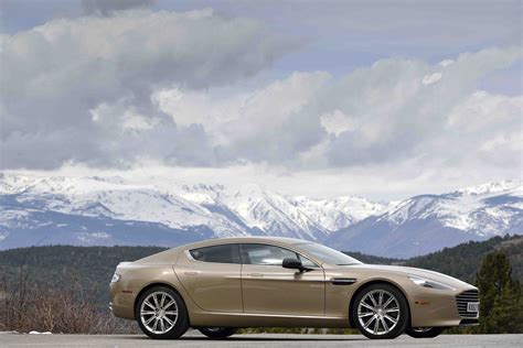 aston martin rapide s quot so chic quot automobile
