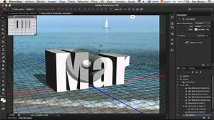 Texto en 3D con Photoshop YouTube