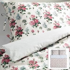 Ikea Bettwäsche 240x220 : ikea emmie s t romantik rosen rosali wende bettw sche set garnitur 240x220 cm ~ Eleganceandgraceweddings.com Haus und Dekorationen