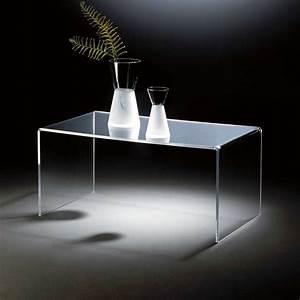 Couchtisch Modern Glas : couchtisch glorious aus acrylglas modern ~ Watch28wear.com Haus und Dekorationen