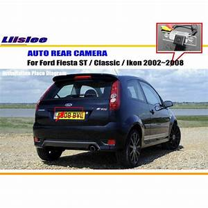 Liislee Rear View Camera For Ford Fiesta St    Classic