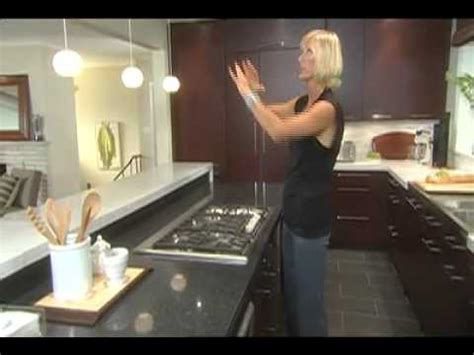 candice olson modern thermador kitchen youtube