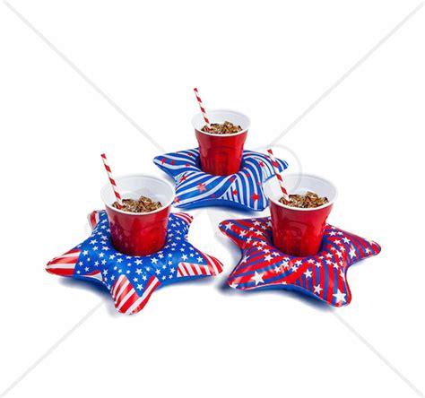 Patriotic Float Decorations