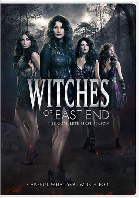 WITCHES OF EAST END Comic Con Giveaway | SEAT42F | Witches ...