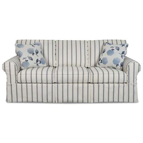 Sofa Sleeper Mattress Store by Craftmaster 9229 Casual Slipcover Sleeper Sofa With