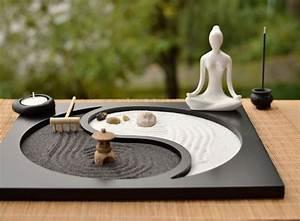 Cool Product Alert: Table Top Zen Garden