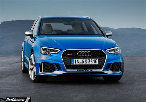 2018-2019 Audi Rs3 Sportback Review