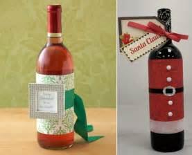 Weinflasche Verpacken Selber Machen : weinflaschen zu weihnachten als geschenk verpacken ~ Watch28wear.com Haus und Dekorationen