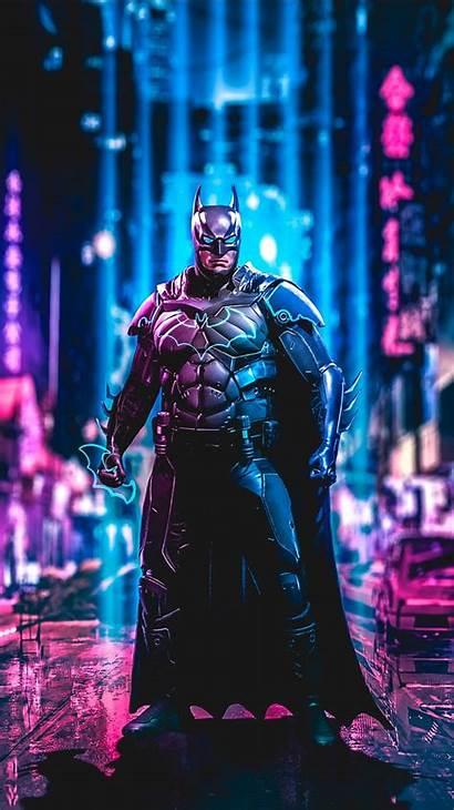 Batman Cyberpunk Phone Wallpapers Iphone Android 1080
