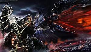Trinity vs Doomsday by Quan-Xstyle on DeviantArt