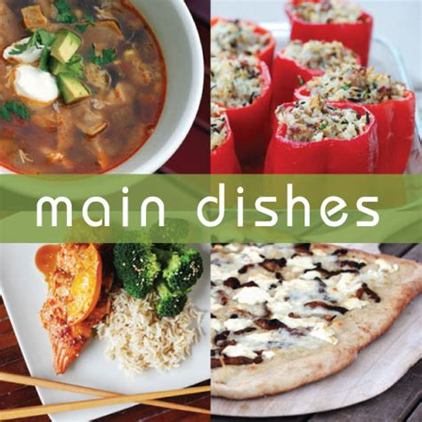 This Week For Dinner Recipes Main Dishes  This Week For