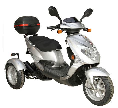 motorroller mit 3 rädern dreirad roller