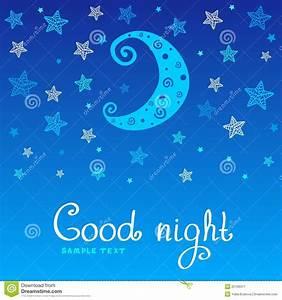 Good Night Royalty Free Stock Photography - Image: 25706317