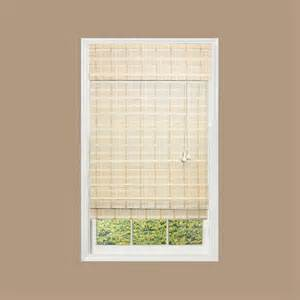 home decorators collection blinds shades white washed reed weave bamboo contemporary