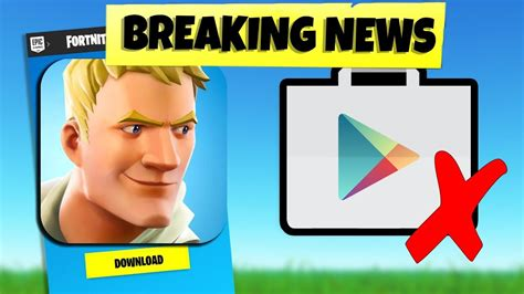 fortnite mobile android   release  google play