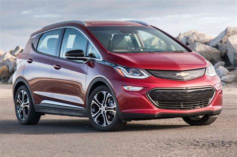 Best Ev Cars 2017 by Is The 2017 Chevrolet Bolt Ev The Best Electric Car