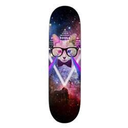 cat skateboard deck galaxy cat skateboard deck zazzle